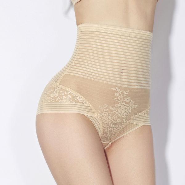 夏季超薄產後收腹束身褲 高腰束腹提臀緊身美體內褲-1158001