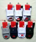 諾貝達單面刺繡1/2休閒襪R7220(台...