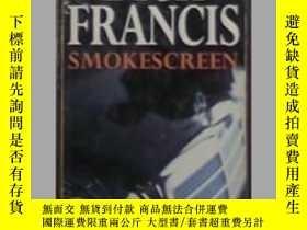 二手書博民逛書店英文原版罕見Smokescreen by Dick Franci