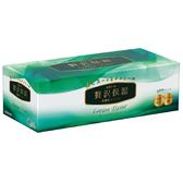 日本大王 elleair 奢侈保濕柔霜面紙 沁爽薄荷  (160抽×1盒)