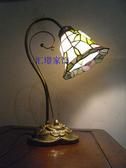 設計師美術精品館蒂凡尼燈飾燈具床頭臺燈歐式地中海客廳臥室tiffany書房白熾燈