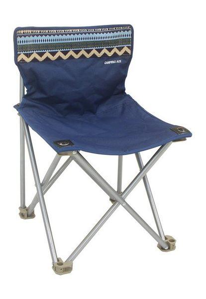 Camping Ace 野樂小鋼蛋休閒椅 藍色 ARC-881SC 兒童椅 迷你椅 野餐椅 露營椅 折疊椅【易遨遊戶外用品】