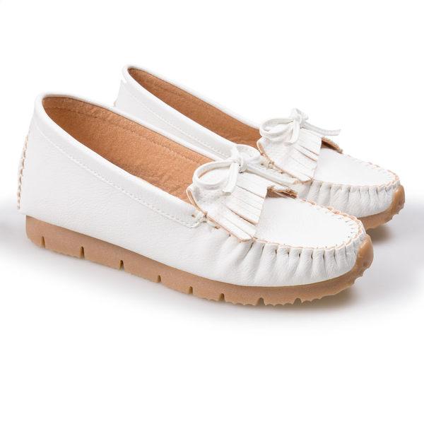 蝴蝶流蘇內增高鞋