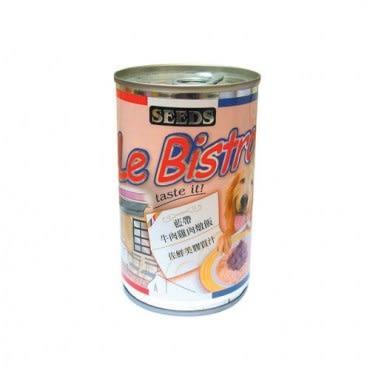LE BISTRO 愛犬機能料理-藍帶牛肉+雞肉燉飯 375G x 24入