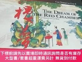 二手書博民逛書店THE罕見DREAM OF THE RED CHAMBER 紅樓夢 英文版Y16184 曹雪芹 CPG-lnt