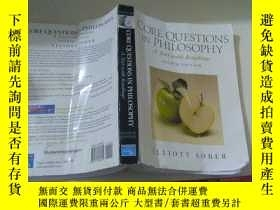 二手書博民逛書店原版英文外文Core罕見Questions in Philoso