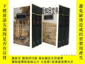 二手書博民逛書店【罕見】The Decline and Fall of the Roman Empire (6 volumes )