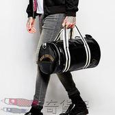 健身運動包男女單肩斜挎手提旅行包