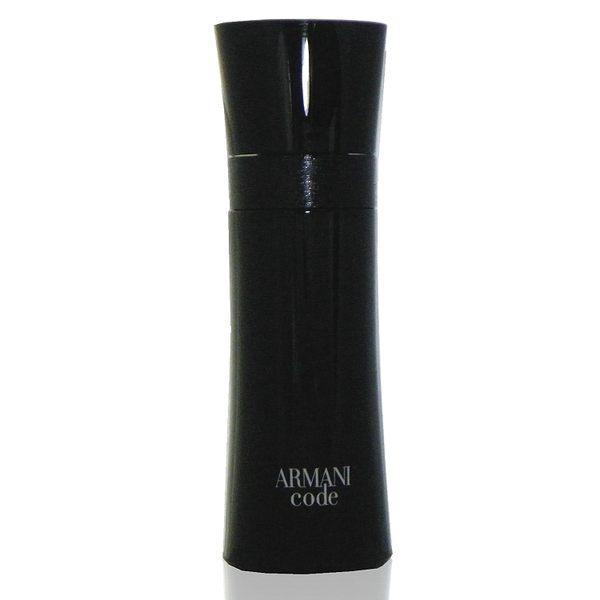 Giorgio Armani Code 黑色密碼男性淡香水 75ml