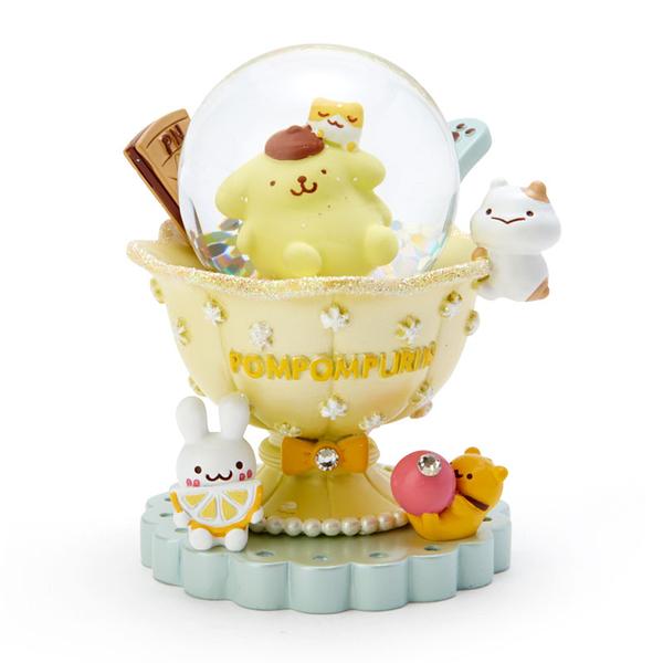 【震撼精品百貨】Pom Pom Purin 布丁狗~三麗鷗聖誕水晶球-2019年#84976