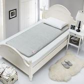 床墊學生床褥子榻榻米單人床墊學生宿舍床墊90加厚墊被上下鋪床墊QM『美優小屋』