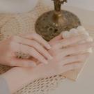 Queen Shop【07060153】珍珠愛心扭結氣質戒指五件組*現+預*
