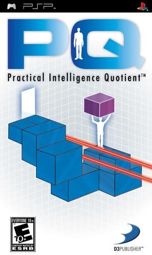 PSP PQ: Practical Intelligence Quotient 智能執照(美版代購)
