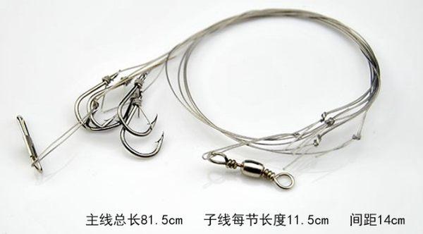 [協貿國際] 正品包塑鋼絲串鉤 10 個價
