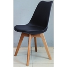 餐椅 CV-771-8 黑色森下餐椅【大眾家居舘】