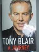 【書寶二手書T4/傳記_KLX】The Journey_Blair, Tony Blair, Tony Blair