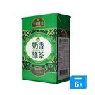 午后時光奶香綠茶250ml*6【愛買】