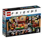 21319【LEGO 樂高積木】 IDEAS系列 - 中央公園咖啡館六人行 (1070pcs)