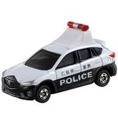 《 TOMICA 火柴盒小汽車 》TM082 馬自達 CX-5 警車  /   JOYBUS玩具百貨