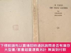 二手書博民逛書店英文原版:A罕見Tale of Two Cities(雙城記)Y12177 狄更斯 英文原版