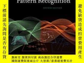 二手書博民逛書店Pattern罕見Recognition, Fourth EditionY255562 Sergios The