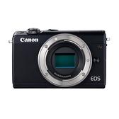 【聖影數位】Canon EOS M100 黑色 單機身 平行輸入 3期0利率