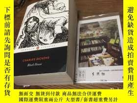 二手書博民逛書店英文原版罕見Bleak House 【存於溪木素年書店】Y181