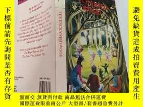 二手書博民逛書店the罕見enchanted wood:魔法森林Y200392