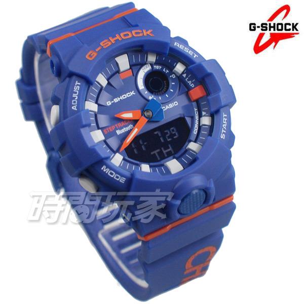 G-SHOCK GBA-800DG-2A 藍牙連線跑步紀錄計時運動錶 男錶 防水手錶 GBA-800DG-2ADR CASIO卡西歐