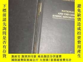 二手書博民逛書店nationalism罕見and the crises of e