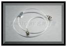 《名展影音》頂級專業線材~荷蘭 Crystal Cable 訊號線1.5米 Standard Diamond (75ohm)