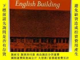 二手書博民逛書店The罕見Pattern of English Building