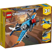 樂高積木 LEGO《 LT31099 》創意大師 Creator 系列 - Propeller Plane╭★ JOYBUS玩具百貨