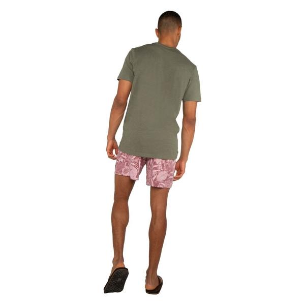 PROTEST 男 短袖T恤 (灰綠色) RAG T-SHIRT