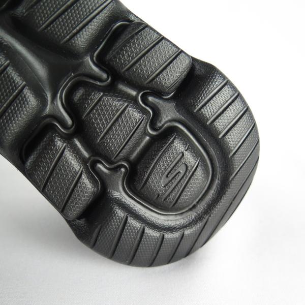 Skechers GO WALK 5 - POLISHED 女款 健走鞋 15923BBK 全黑【iSport愛運動】