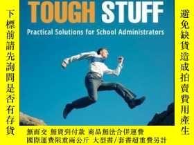 二手書博民逛書店Dealing罕見with the Tough Stuff: Practical Solutions for Sc