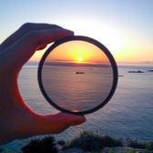 相機濾鏡除反光 CPL偏光鏡37mm/49mm/58mm/67mm廣角附加偏光鏡