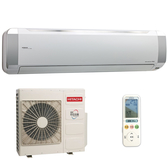 日立 HITACHI 20-22坪尊榮冷暖變頻分離式冷氣 RAS-125NXF / RAC-125NX1