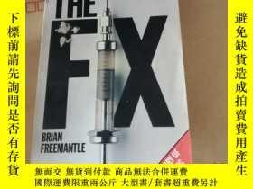 二手書博民逛書店THE罕見FIX BRIAN FREEMANTLEY220588 Brian freemantle Corgi