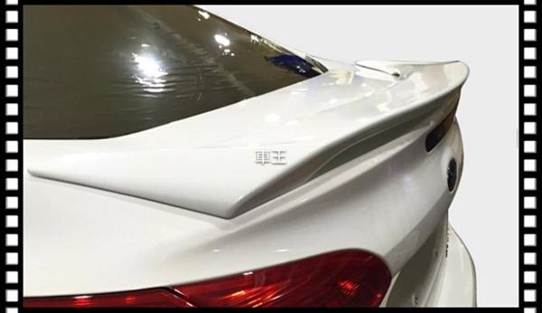 【車王小舖】福特 Ford Focus 2011-2016 素材 尾翼 壓尾翼 定風翼 導流板 四門