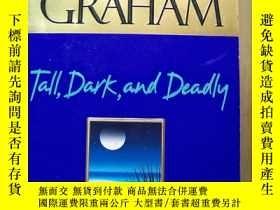 二手書博民逛書店HEATHER罕見GRAHAM Tall Dark and De