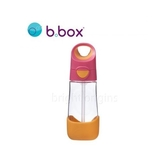 澳洲 b.box Tritan隨行水壺450ml(草莓粉)[衛立兒生活館]