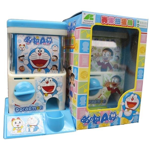 哆啦A夢 扭蛋機 T215A 迷你賓果扭蛋機/一個入(促180) ST安全玩具-正版授權