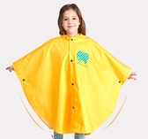 兒童雨衣女童寶寶親子雨披斗篷式幼兒園小孩小學生書包位男童雨衣