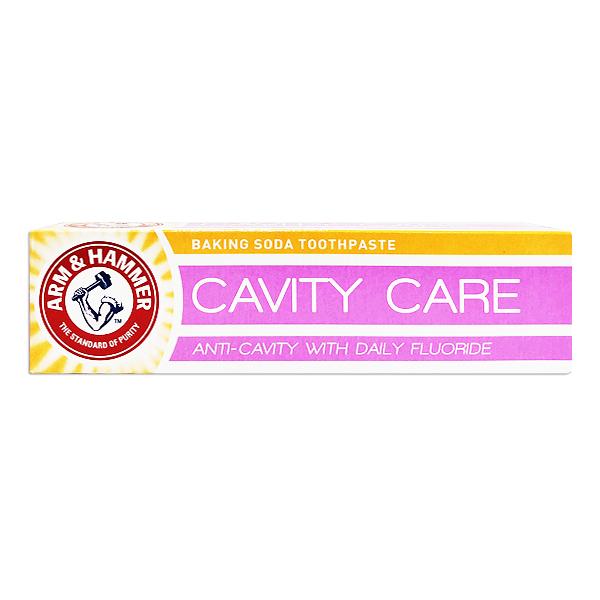 英國進口 ARM & HAMMER 小蘇打牙膏 Cavity Care 抗蛀款 125g