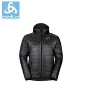 【速捷戶外】《ODLO》瑞士ODLO 525162 PRIMALOFT 男長效保暖防風防潑水保暖外套(石墨灰)