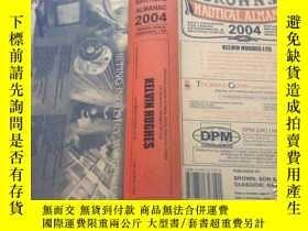 二手書博民逛書店BROWNS罕見NAUTICAL ALMANAC 2004Y321203 不祥 不祥 出版2004