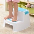 台階凳 兒童踩腳凳子洗手台階墊腳凳寶寶洗漱凳浴室防滑梯凳階梯凳腳踏凳 MKS阿薩布魯