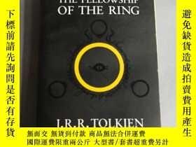 二手書博民逛書店The罕見Fellowship of the Ring (The Lord of the Rings, Part