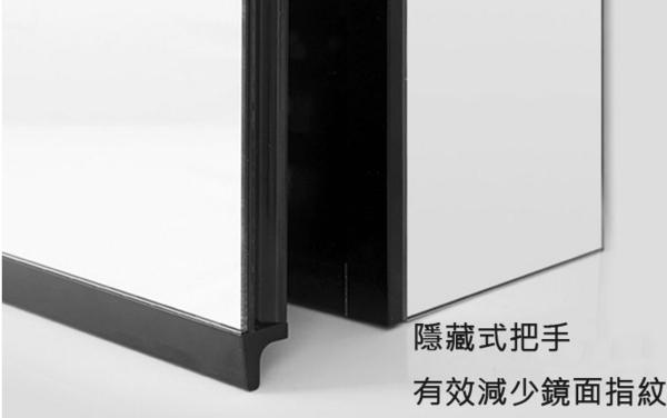 【 麗室衛浴】 美國 KOHLER活動促銷  MaxiSpace LED浴室置物櫃K-96106T-L-NA 鉸鏈在左 59*76.6*15.8CM 數量有限